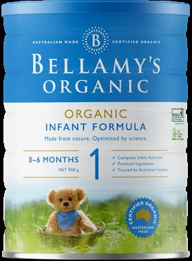 Step 1 Infant Formula