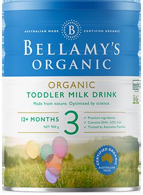 Sữa Công Thức Bước 3