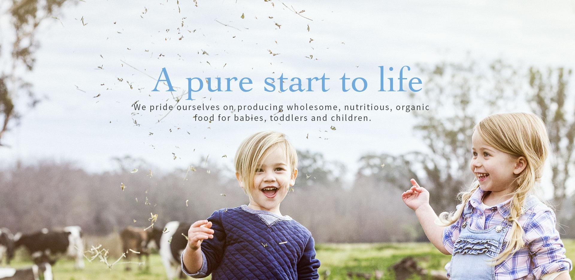 A pure life