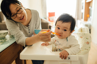 The Best Foods for Weaning