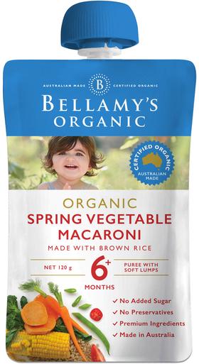 Spring Vegetable Macaroni