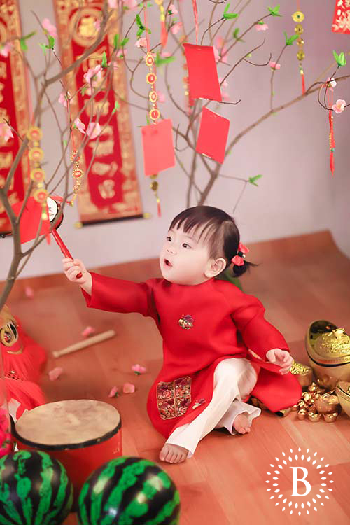INTERESTING ACTIVITIES FOR TET HOLIDY WITH YOUR BABY