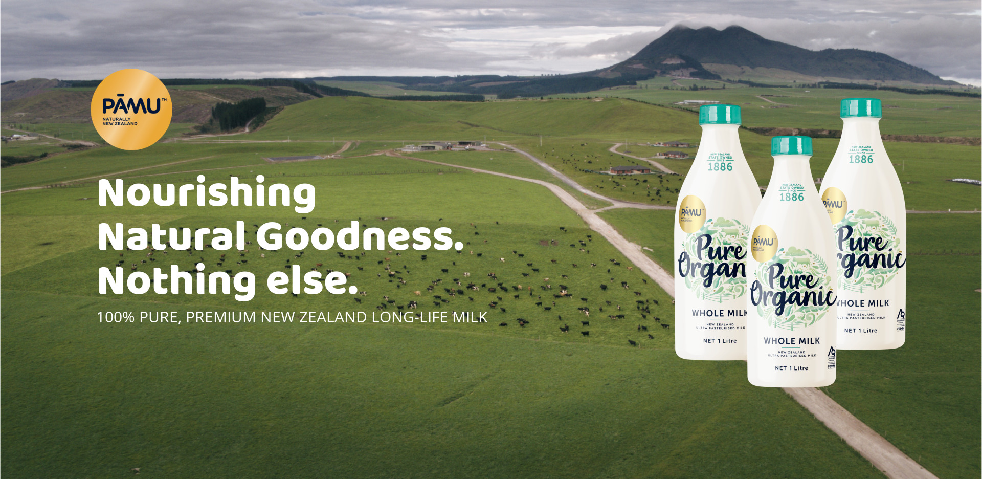 Pamu Milk
