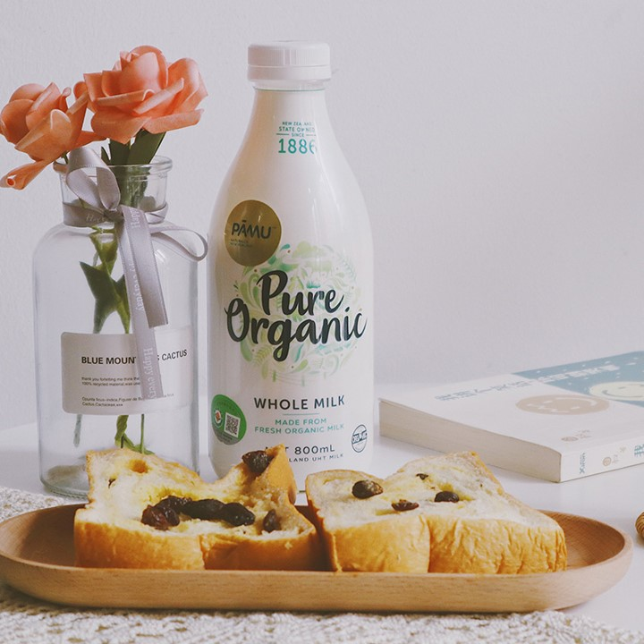 Vì sao phải là Sữa tươi Organic?